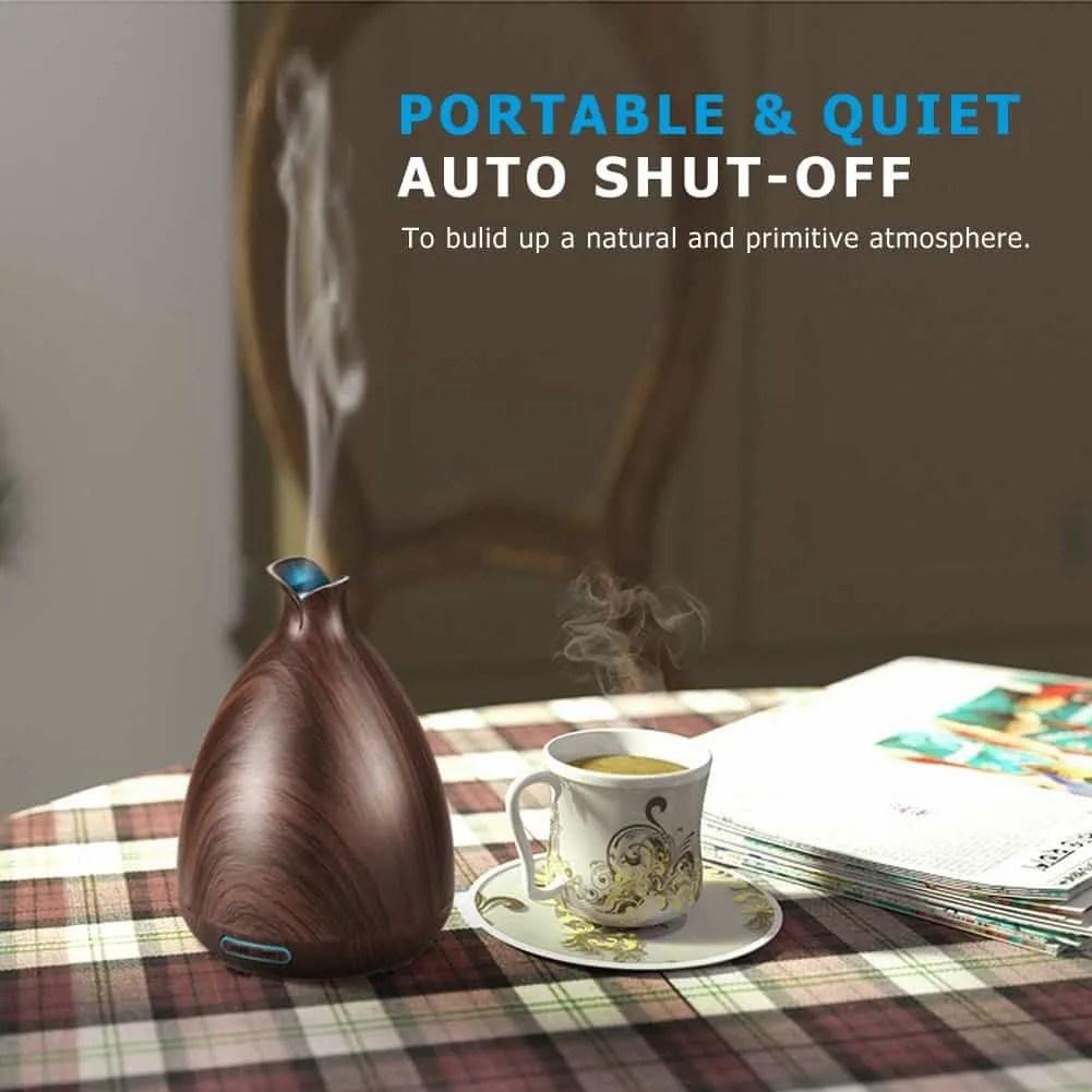 Essential Oil Diffuser - best thearpy office decor ideas