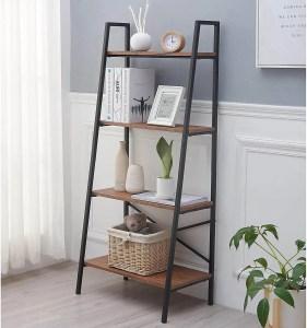 Vintage Bookshelf - home office decor ideas