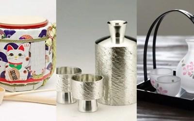 Authentic & Luxury Japanese Sake Sets | Sake Gift Sets