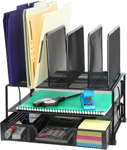 Mesh Desk Organizer for home office organizing