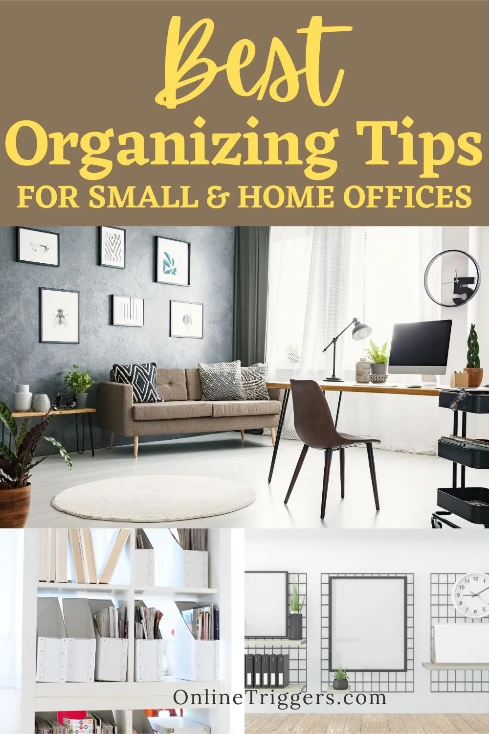 best organizing tips for small home offices (1)