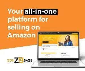 ZonBase logo - Increase sales on Amazon