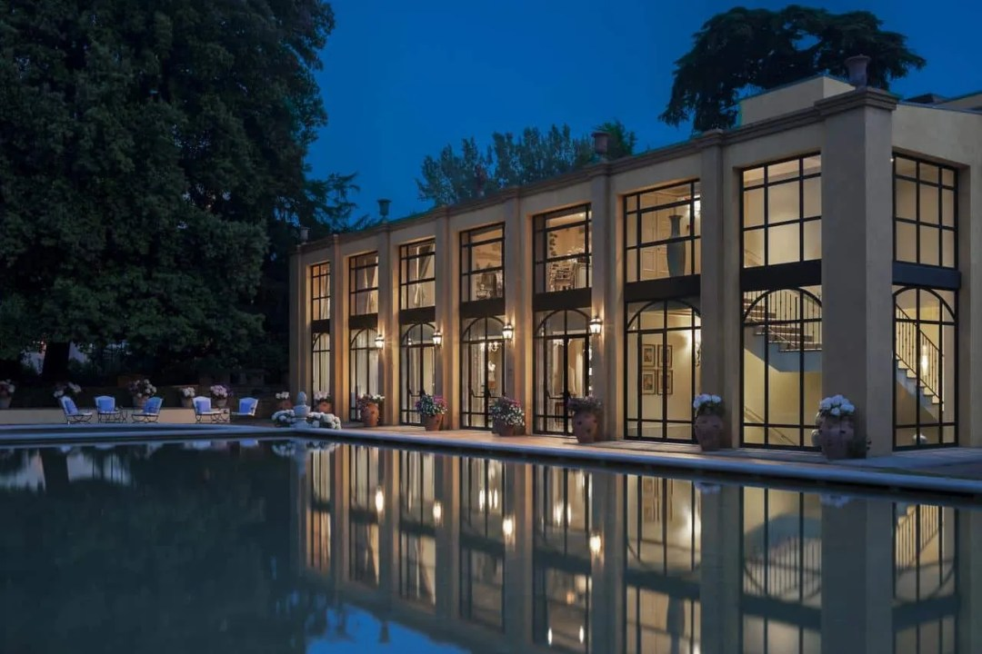 Four Seasons Hotel Firenze - best luxury hotels in Florence Italy with pool