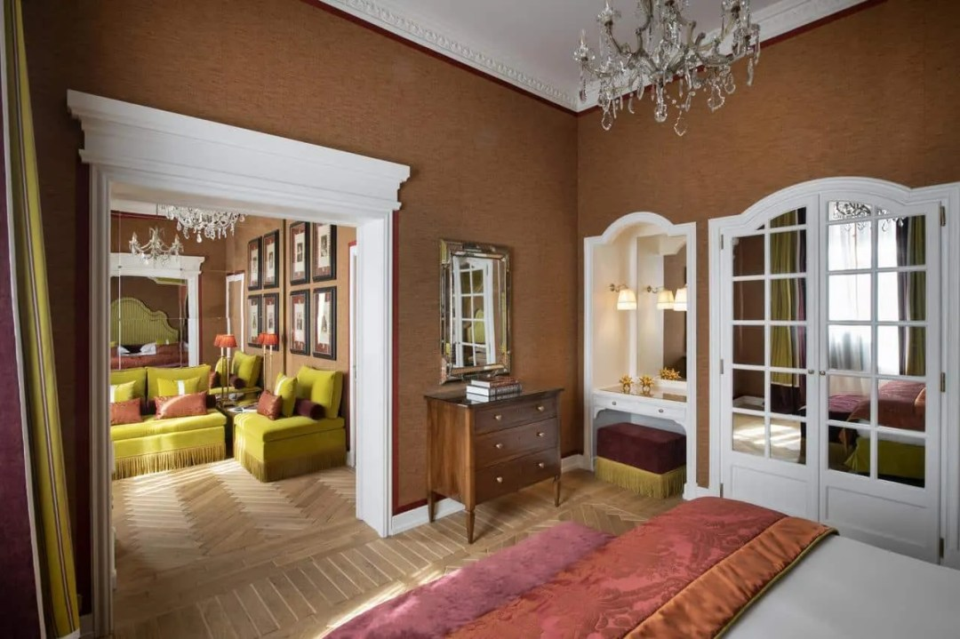 Helvetia&Bristol Firenze – Starhotels Collezione - top 5-star hotels in Florence Italy near duomo