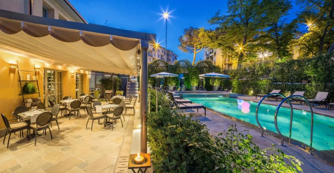 Ville Sull'Arno - best luxury hotels in Florence Italy near city center