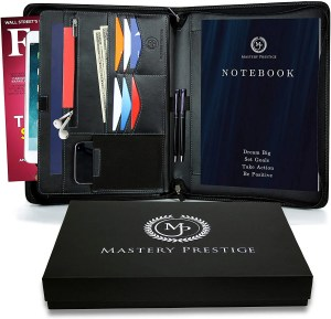 Portfolio - Padfolio Organizer - good business gifts