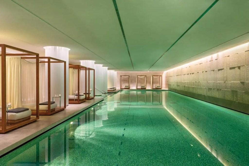Bulgari Hotel, London - 5-star Luxury hotel in Knightsbridge, central London with pool
