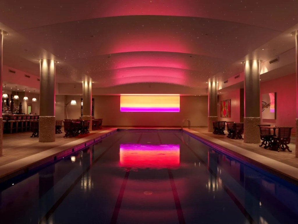Haymarket Hotel luxury hotel in central London with pool