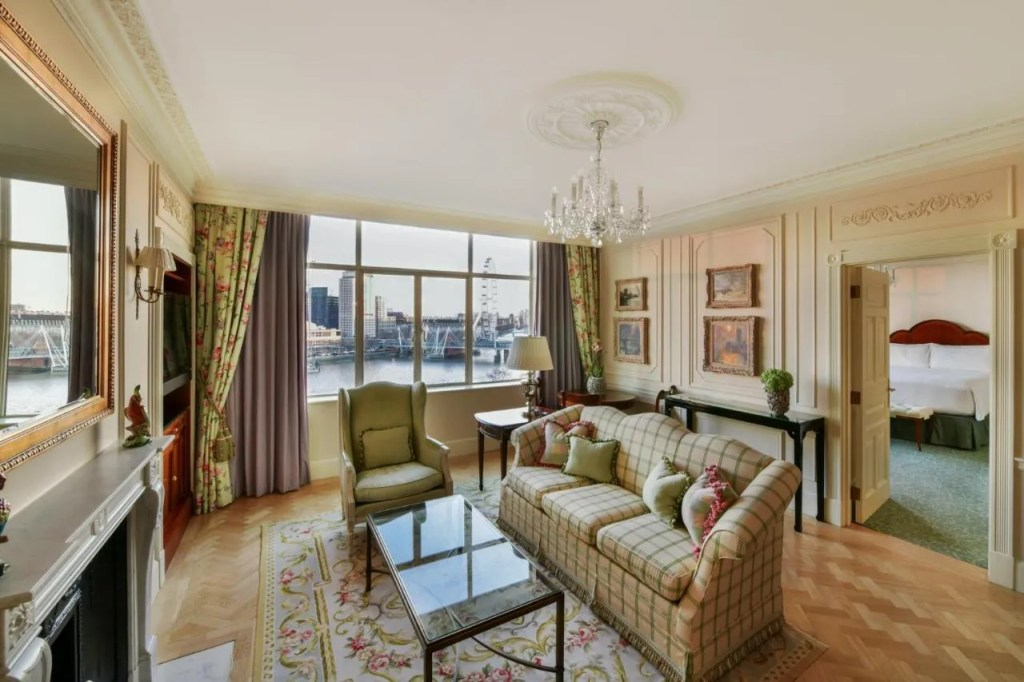 The Savoy - 5-star Luxury hotel near Covent Garden, London