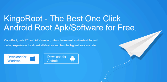 Comparing the best 2 one-click root programs Vroot and Kingo