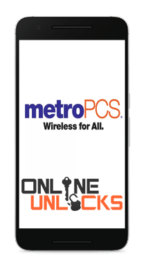 Unlock code for any phone locked to MetroPcs USA that asks for unlock code  -all without iPhone - OnlineUnlocks