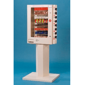 Famous Li'L Snacker II 8 Column Mechanical Snack Vending Machine