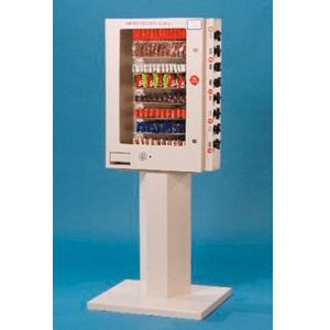 Famous Li'L Snacker II 8 Column Mechanical Snack Vending Machine