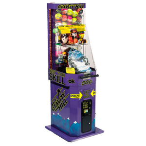 Gravity Hill Arcade Skill Game Merchandiser