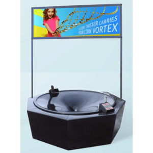 Coin Vortex 76 Inch Funnel Wishing Well-Charities-Fundraisers