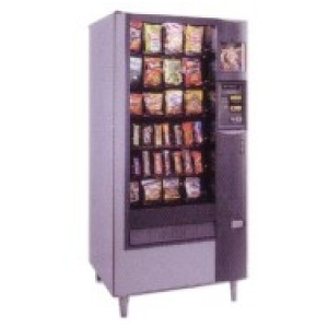 AP 122 GF Snack Automatic Products Vending Machine Merchandiser