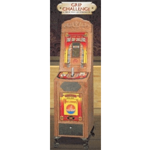 Antique Style Grip Challenge Impulse Arcade Game