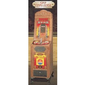 Antique Style Grip Challenge Impulse Arcade Game