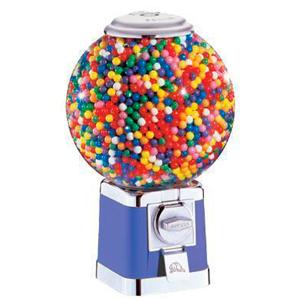 """Beaver 10"""" Shatter-Proof Ball Globe Bulk Vending Machine"""