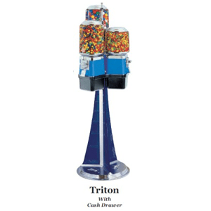 Beaver Triton Triple Bulk Machines With Cash Drawers