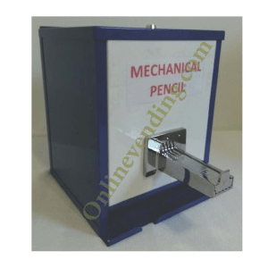 Coin Operated Mechanical Pencil Vending Machine