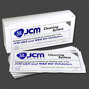 JCM Waffletechnology Cleaning System Card