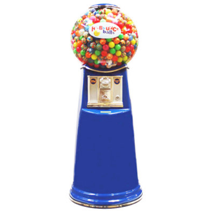 Junior Giant Bulk Gumball Vending Machines