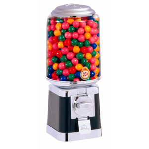 Round Beaver Series RB18 Bulk Machine-10 Inch Globe
