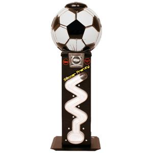 Soccer Frenzy Super Ball Zig Zag Bulk Vending Machine