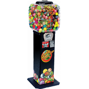 Super Bounce-A-Roo Bulk Vending Machines