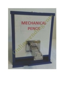 Mechanical Pencil Vending Machine