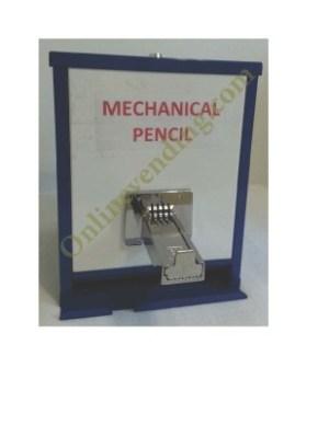 Mechanical Pencil Vending Machine