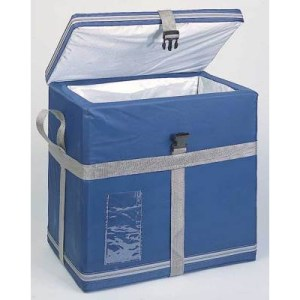 Model 486 Nylon Carrier Toting Ready-to-Serve Foods