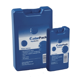 HPP32 Refrigerant Gel Pack Blow-Molded (+32°F/0°C)
