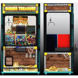 BURIED TREASURE-Crane Skill Claw Arcade Machine