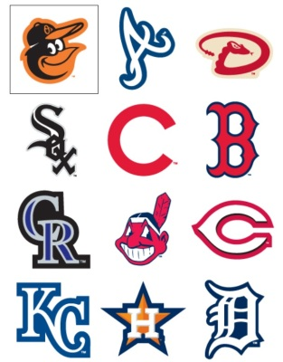 Mlb Sticker