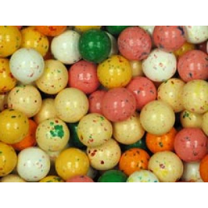 "Buzzards 1-3/16"" Jawbreakers Powdered Sour Candy Center Refill #OL4228"