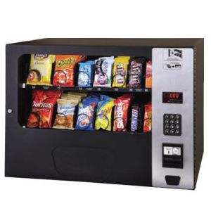 Compact 14 Selection Table Top Snack Vending Machine