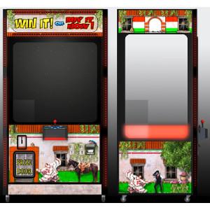PUEBLO-Crane Merchandiser-Skill Claw Arcade Game
