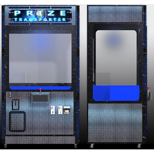 STEEL DIAMOND-Crane Skill Claw Arcade Merchandiser