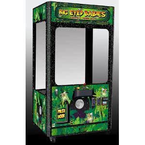 FIRE FLY-Crane Skill Claw Arcade Merchandiser