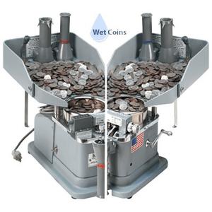 Combo KK Electric & Manual Coin Counter