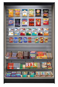 Micro Market Stand Model MMS-491-DS-P