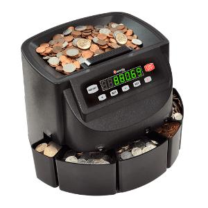 Cassida Model C-200 Coin Counter-Sorter-Wrapper