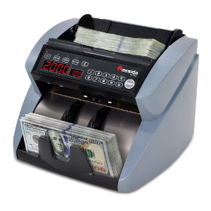 Cassida 5700 UV Currency Counter Plus ValuCount