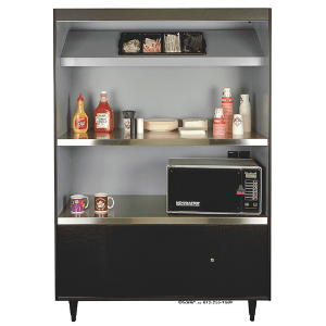 """49"""" Condiment-Microwave Stand Model 492-4-HT1 N/L"""