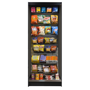 Micro Market Stand Model MMS-271-DS