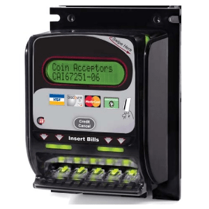 Vantage-VC6™ Credit Debit Card Reader-Bill Acceptance Bezel