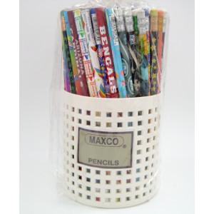 Mega Mix Pencils Assorted 144 Count
