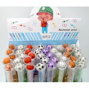 Sportball Mechanical Pencils 48 Count